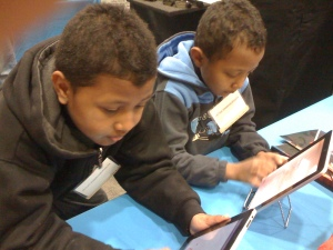 Family Outreach Days at AAAS Family Days  - Teragrid Booth