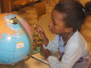 Learning Abour the world at the Smithsonian Summer  Camp