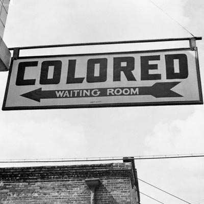jimcrow waiting room